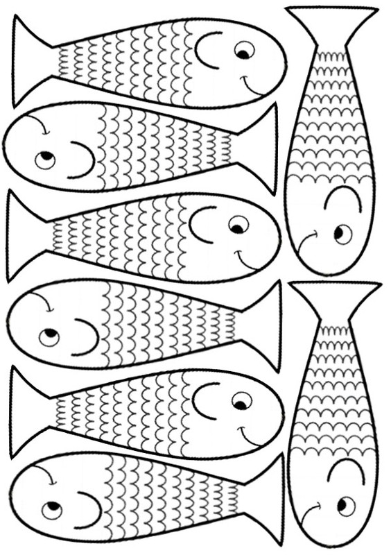 Dessin de poisson d avril - Dessin de poisson d avril ...